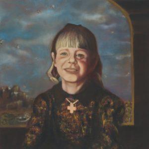 Bonhomme No.1 (Neil Sedaka), 48 x 72 in., Oil on Canvas, 2008