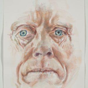 portrait,watercolour-on-paper,9x12 in,Mar 2012